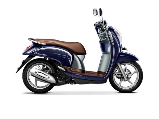 Honda Retro Matic 110cc